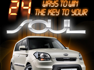 Win Your Soul - Flash Ad Campaign
